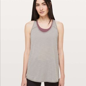 Lululemon Essential Tank
